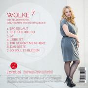 LoreLei – Wolke 7 – BackCover